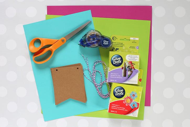Glue-Dots-Bloom-Banner-Supplies