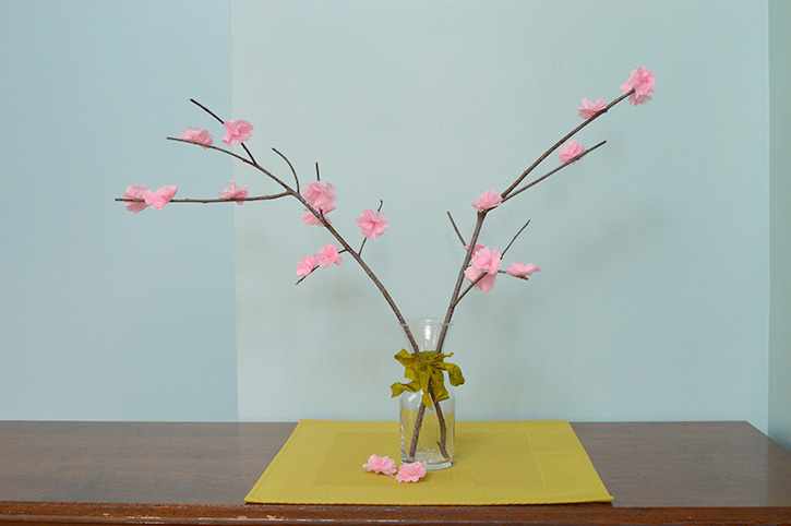 Glue-Dots-Cherry-Blossom-Branches-finished