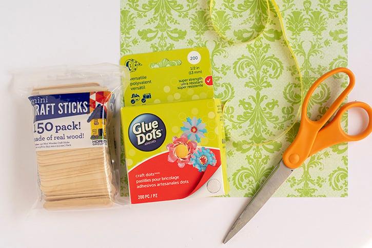 Glue-Dots-Spring-Kite-Supplies
