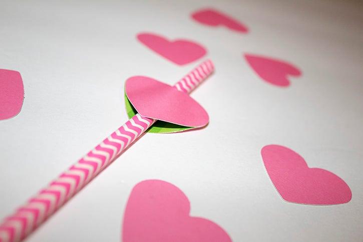 Glue-Dots-Valentine-Straws-connect