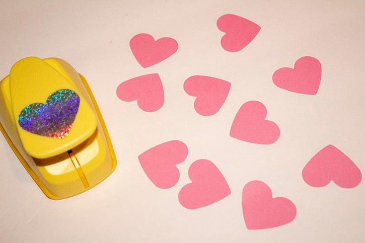 Glue-Dots-Valentine-Straws-punch