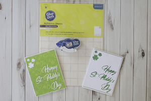 Die Cut St. Paddys Day Cards. Paddys Day Card-008