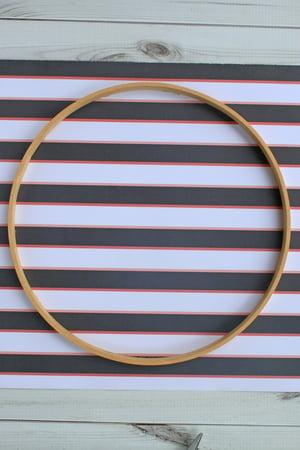 Halloween Embroidery Hoop Decor-002