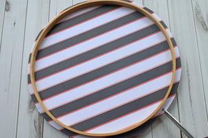 Halloween Embroidery Hoop Decor-003
