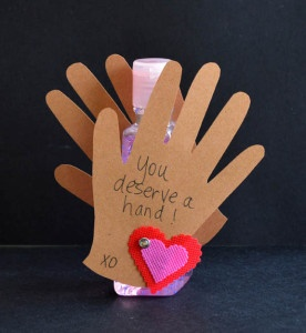 Give someone a Deserving Hand!