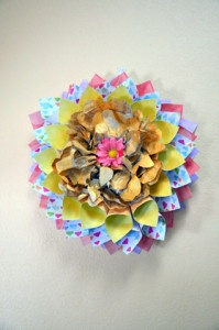 Spring Inspired Home Decor by Grace Tolman