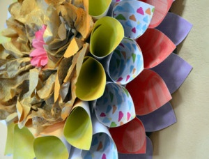Spring Wreath Layers
