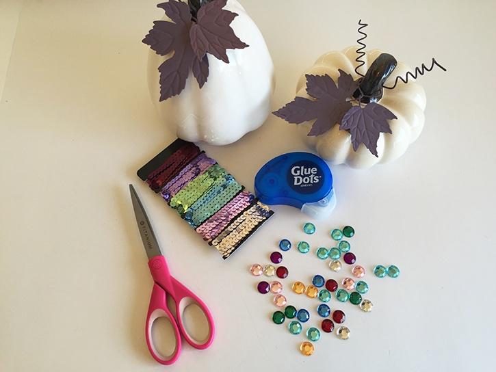 glue-dots-decorative-ceramic-pumpkins-supplies.jpg