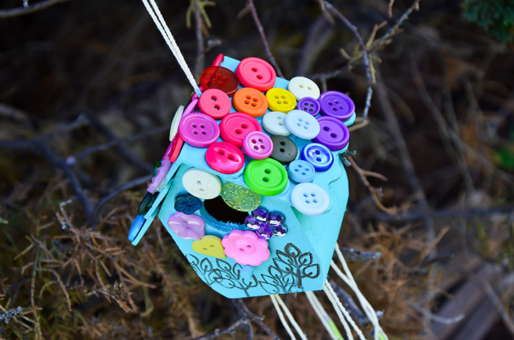 Inspiration And Project Ideas From Glue Dots Wood Crafts